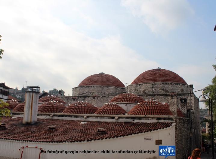 Cinci Hamamı (Safranbolu – Karabük)  Gezgin Rehberler
