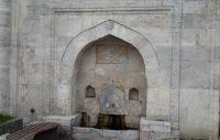 Zal Mahmud Paşa Camii Çeşmesi (Eyüp – İstanbul)