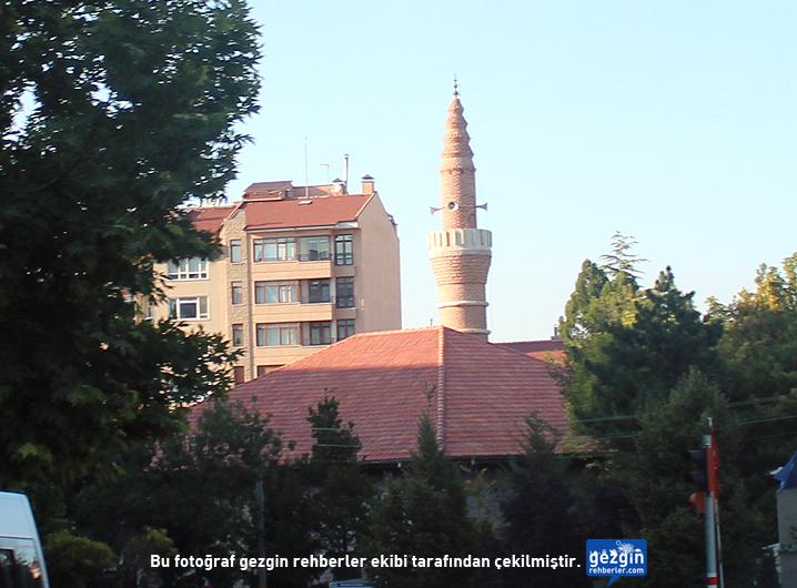 Alaaddin Camii (Odunpazarı – Eskişehir)