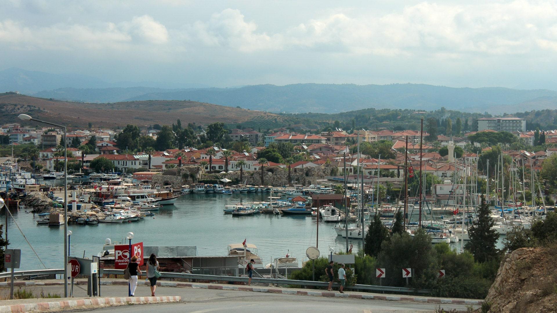 Sığacık (Seferihisar - İzmir)