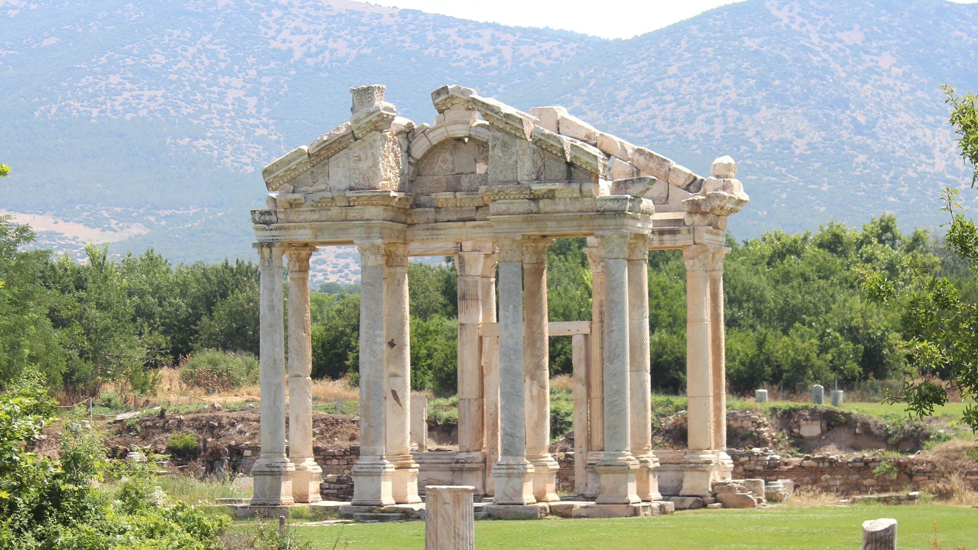 Afrodisias Antik Kenti (Karacasu - Aydın)
