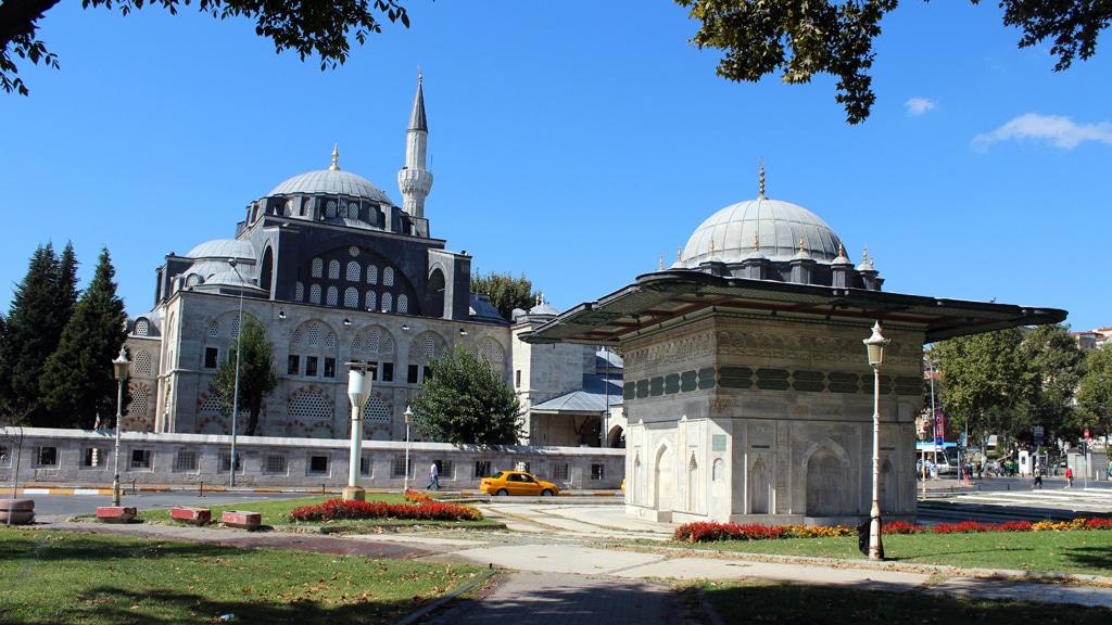 Karaköy'den Dolmabahçe'ye...