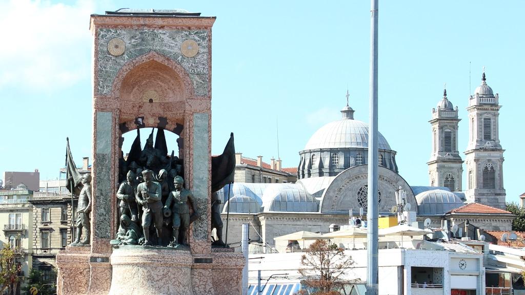 Taksim'den Galata'ya...