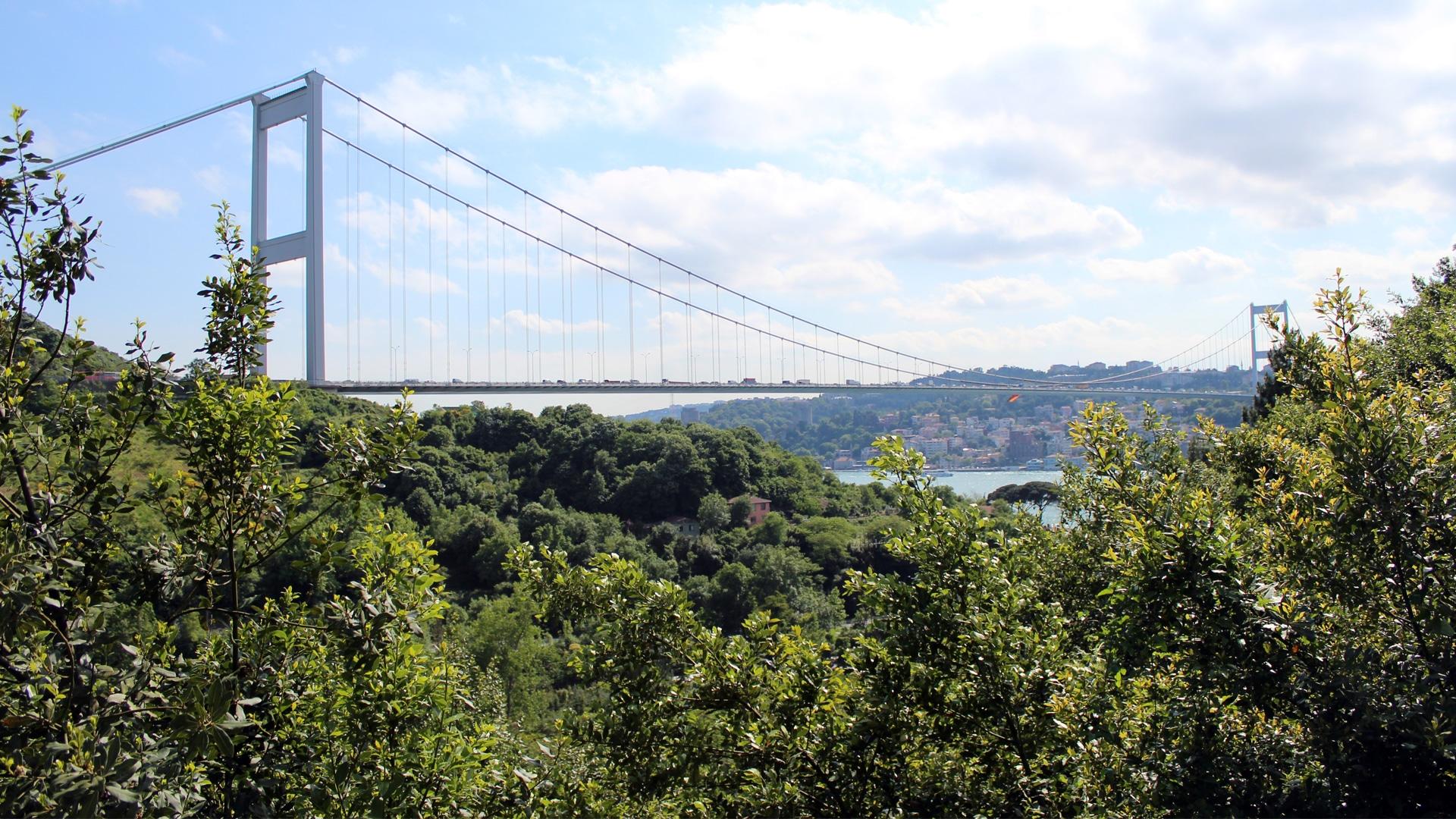 İstanbul'un En Güzel Park, Bahçe ve Mesire Alanları
