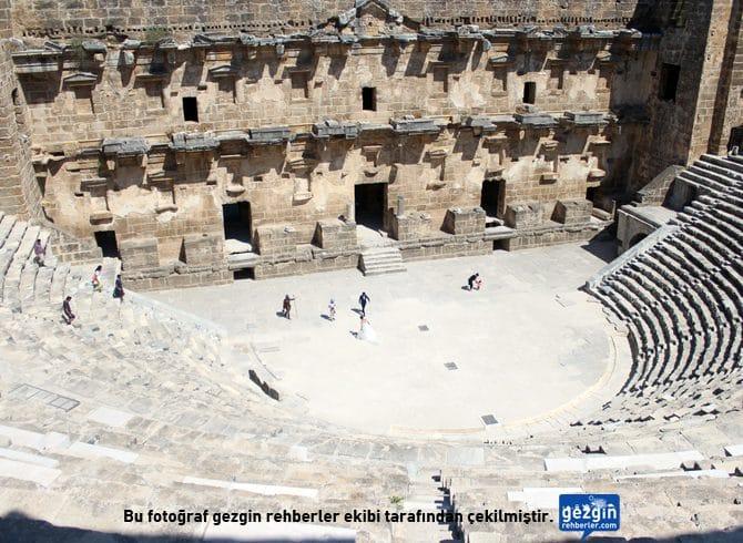 Aspendos Antik Kenti (Serik - Antalya)