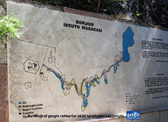 İnsuyu Mağarası (Çatağıl Köyü - Burdur)
