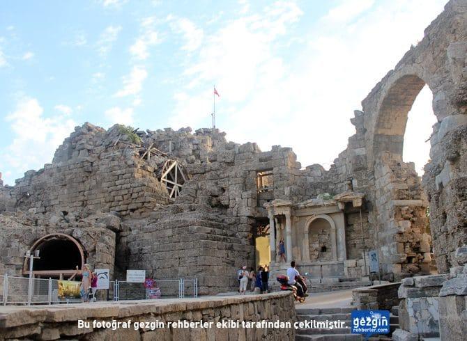 Side Antik Kenti (Manavgat - Antalya)