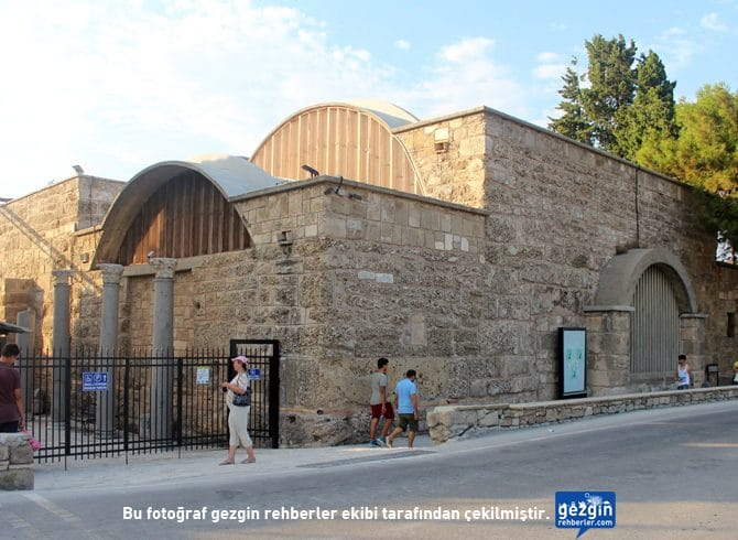 Side Müzesi (Manavgat - Antalya)