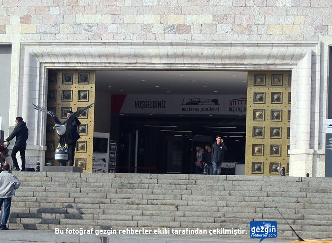 Beşiktaş Jimnastik Kulübü Müzesi (Dolmabahçe - İstanbul)