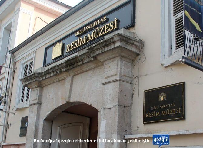Milli Saraylar Resim Müzesi (Beşiktaş - İstanbul)