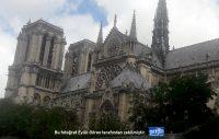 Notre Dame Katedrali (Paris – Fransa)