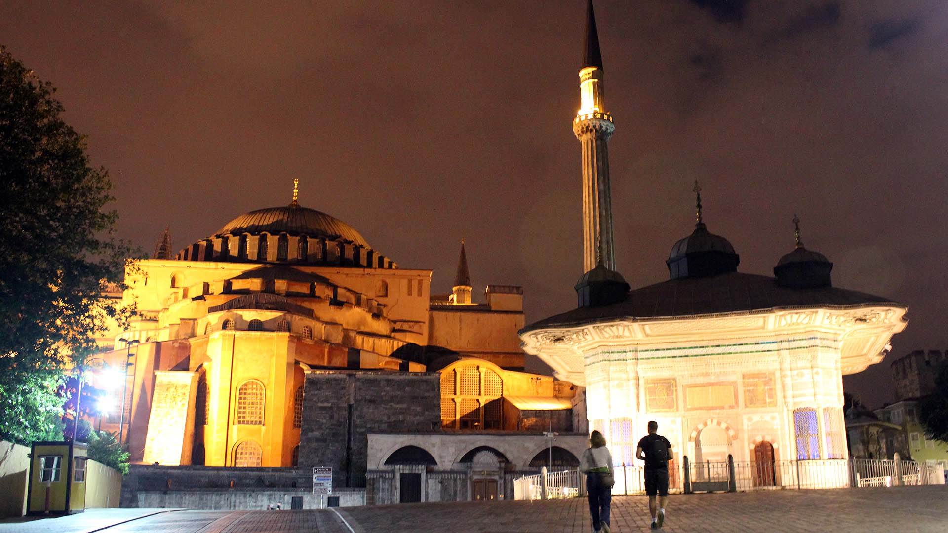 Sultan Ahmet ve Çevresi...
