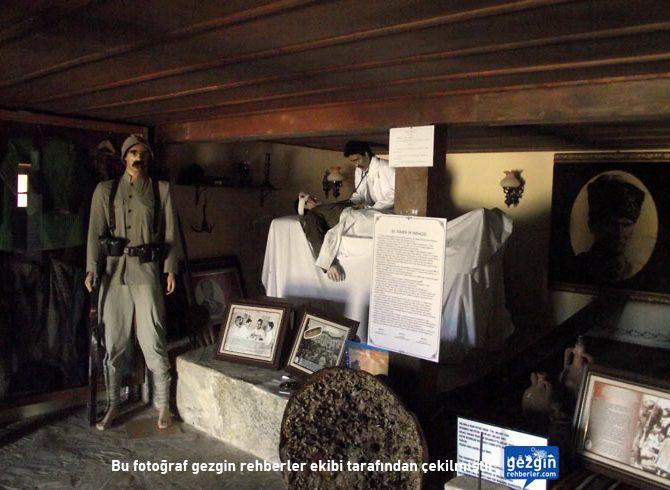 19. Tümen Müzesi (Eceabat - Çanakkale)