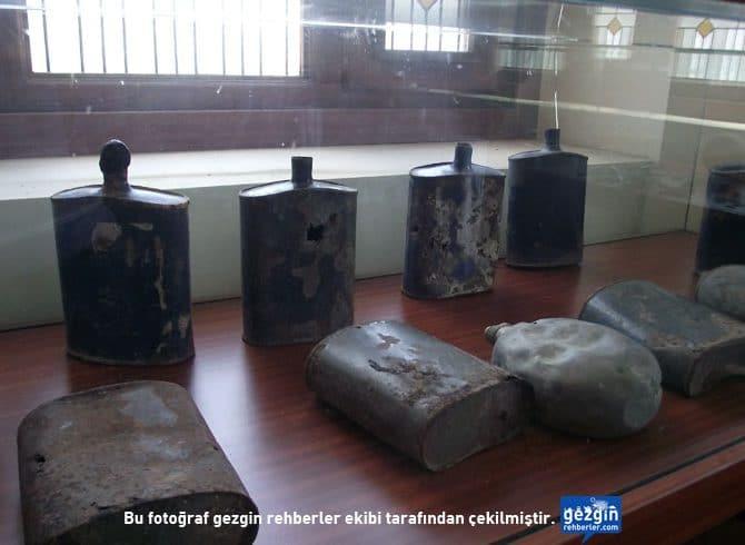 Büyük Anafarta Köyü Barış Müzesi (Eceabat – Çanakkale)
