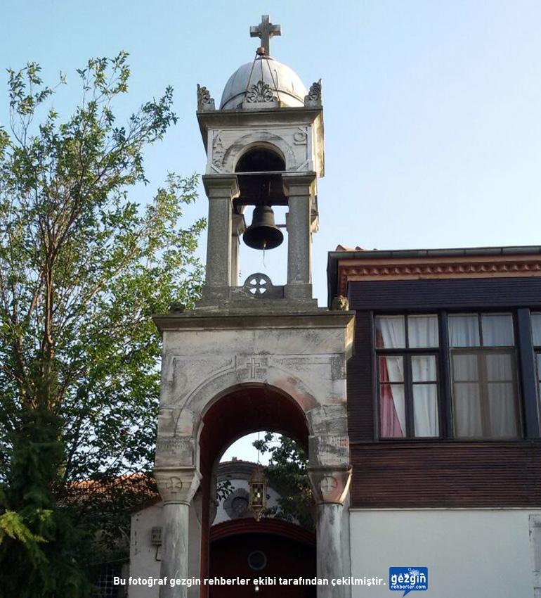 agios georgios rum ortodoks manastiri 2