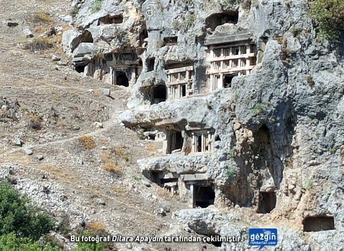 Tlos Antik Kenti (Fethiye - Muğla)