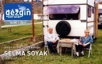 Gezgin Sorular'ın Ocak 2017 Konuğu: Selma Soyak