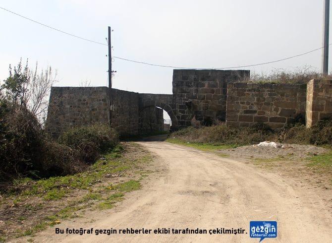Tieion Antik Kenti (Çaycuma - Zonguldak)