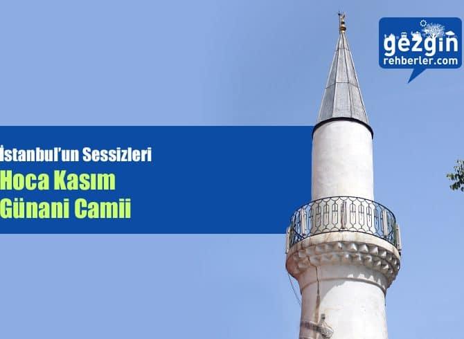 Hoca Kasım Günani Camii Belgeseli