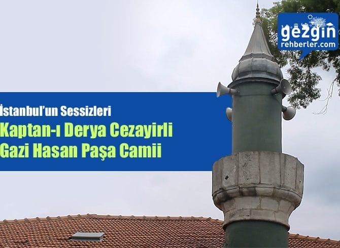 Cezayirli Gazi Hasan Paşa Camii Belgeseli