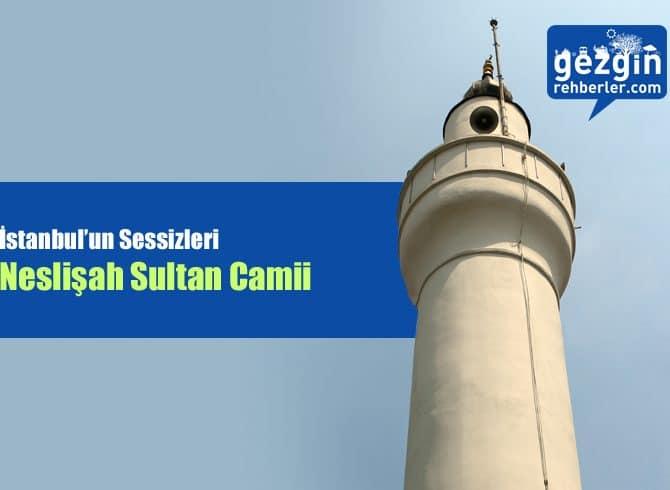 Neslişah Sultan Camii Belgeseli