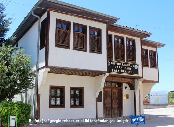 Büyük Taarruz Karargahı (Atatürk Evi) (Şuhut - Afyonkarahisar)