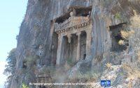 Amintas Kaya Mezarları (Fethiye – Muğla)