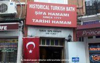 Tarihi Şifa Hamamı (Sultanahmet – İstanbul)