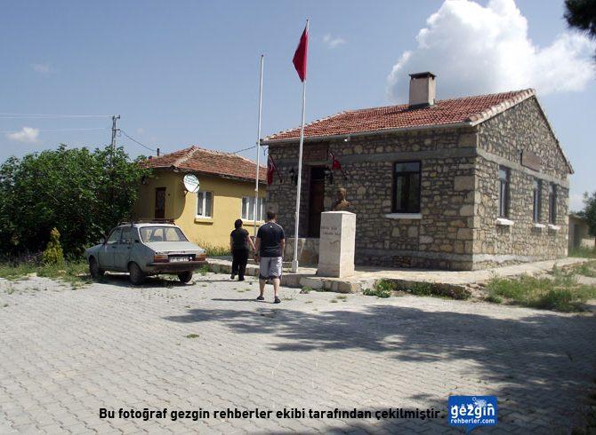 Kocadere Köyü Tarihe Saygı Müzesi (Eceabat - Çanakkale)