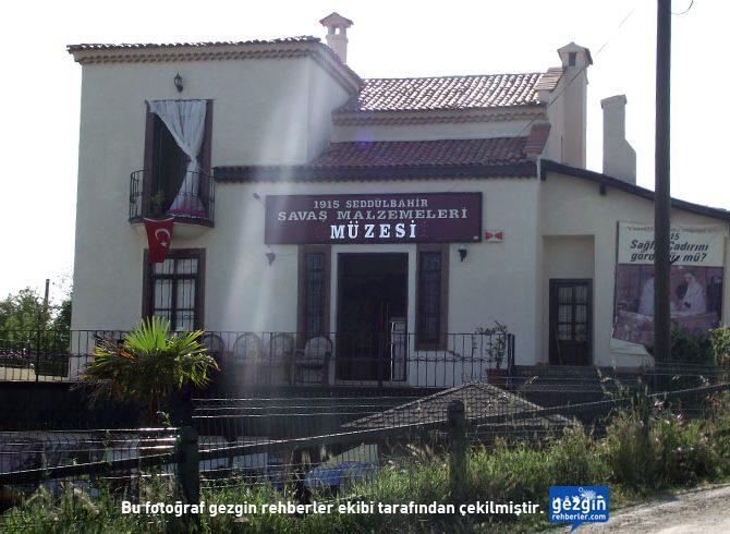 1915 Seddülbahir Savaş Malzemeleri Müzesi (Seddülbahir - Çanakkale)