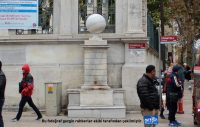 Mahmut Han II Türbesi Çeşmesi (Fatih – İstanbul)