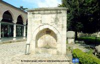 Topkapı Sarayı II. Avlu Çeşmesi (Fatih – İstanbul)