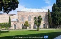 Topkapı Sarayı Ağalar Camii (Fatih – İstanbul)