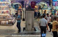 Kapalı Çarşı Çeşmesi (Fatih – İstanbul)