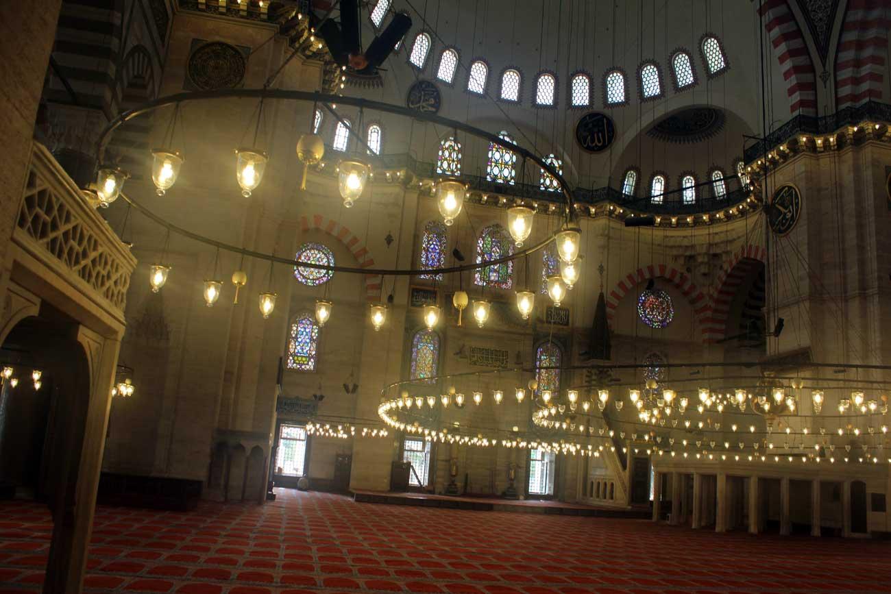 İstanbul'un Tarihi Camileri