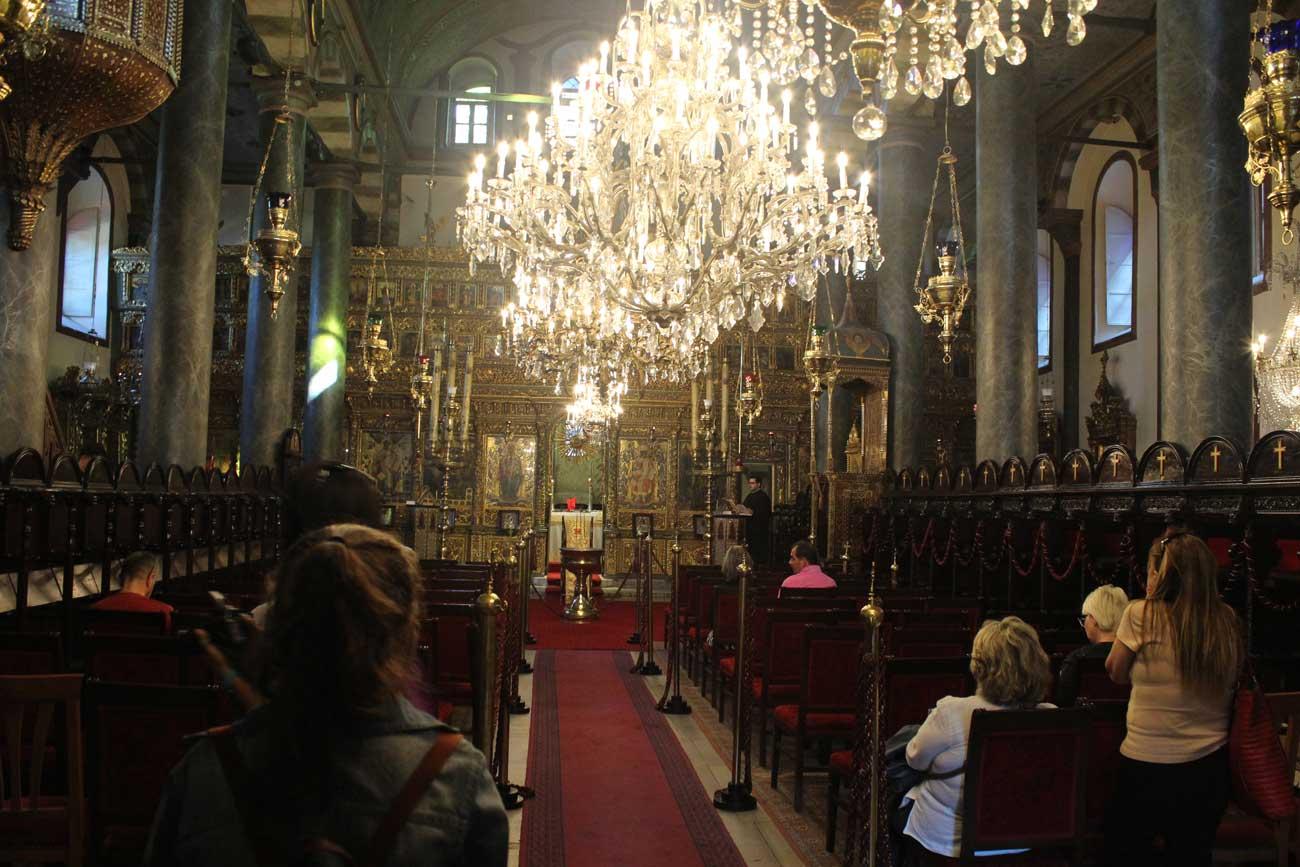 İstanbul'un Tarihi Kiliseleri